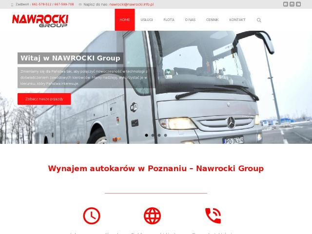 NAWROCKI GROUP Sp. z o.o.